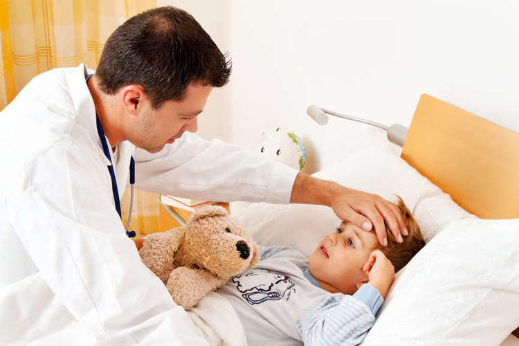 Лекарства при ангине у ребенка