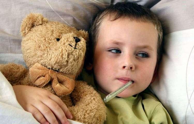 Лечение ларингита у малыша