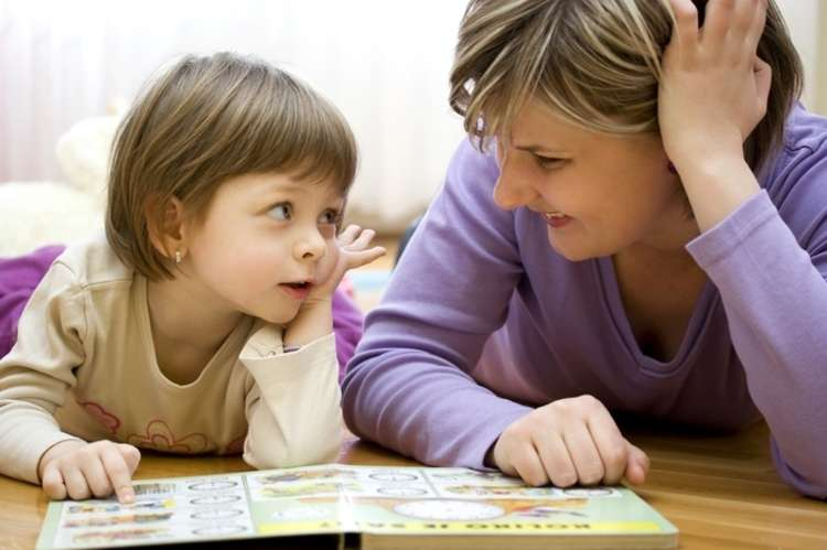 научить ребеночка чтению к пяти годам