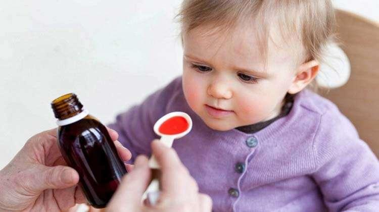 какие существуют антибиотики для детей в виде суспензий