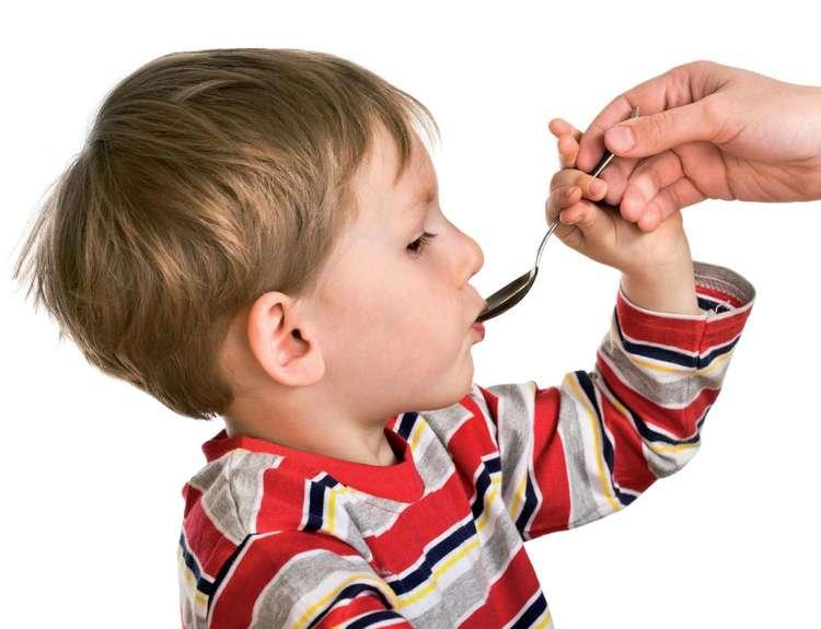 суспензии-антибиотики для детей