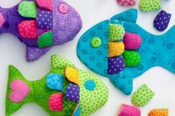 игрушки для детей своими руками