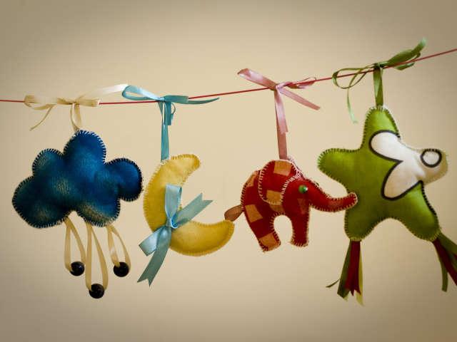 как сделать игрушки для детей
