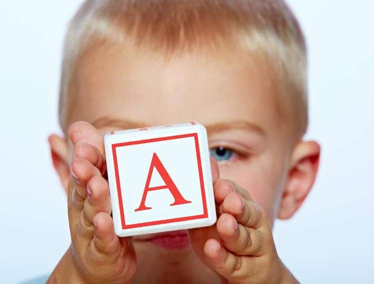 как детям выучить алфавит