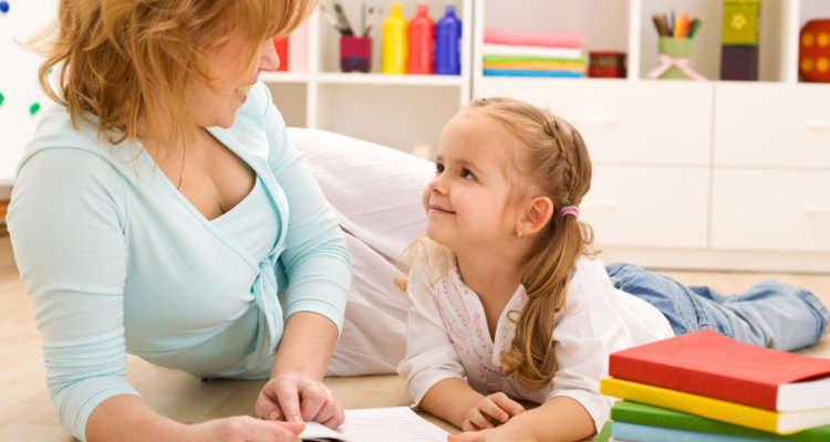 как научить ребенка читать в 5 лет