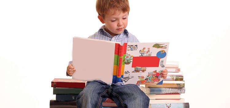 научить ребенка читать в пять лет