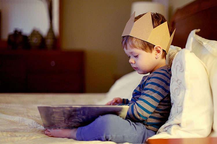 как научить детей читать до пяти лет