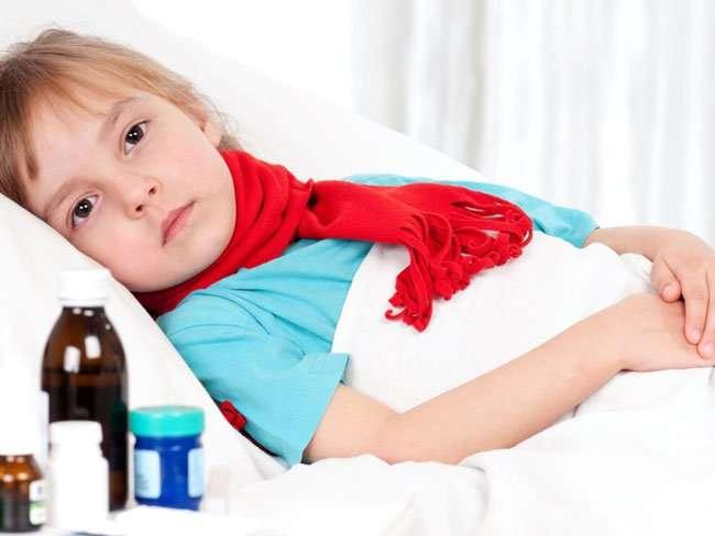 как вылечить горло ребенку