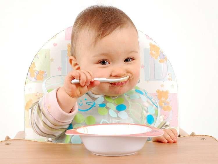 супы для малышей из молока