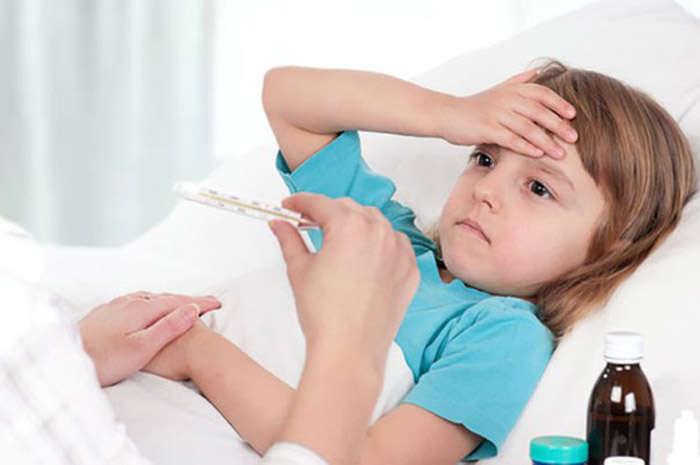 противовирусные лекарства для малышей