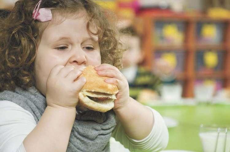 Как похудеть малышу с избыточным весом