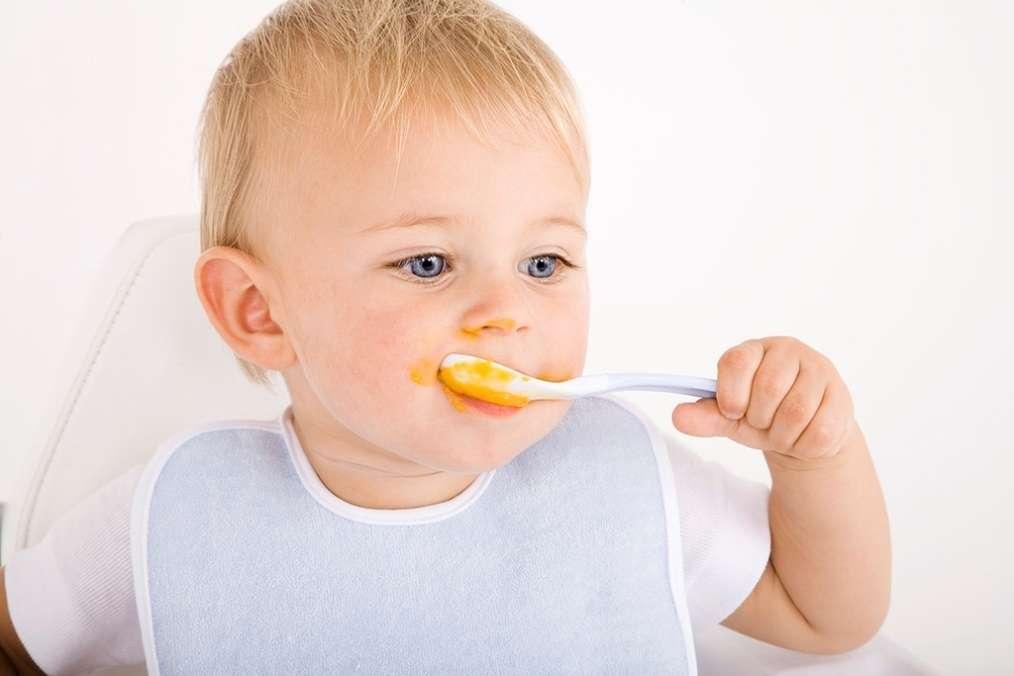 Как вкусно приготовить печень годовалому младенцу
