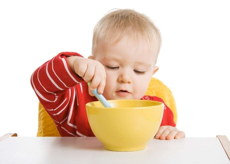Рецепты супов для малышей