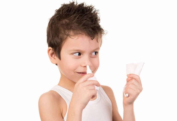 Какие безопасные капли в нос для детей