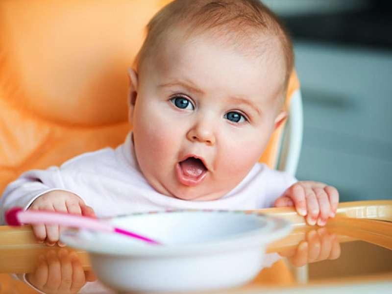 Как вкусно приготовить печень малышу