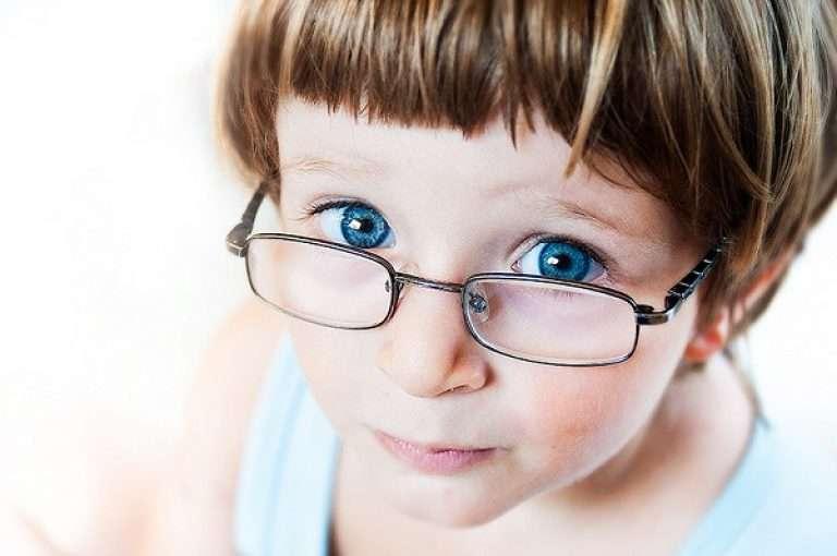 Астигматизм у ребёнка