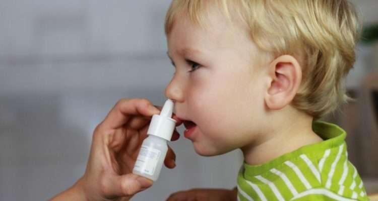 Какие безопасные капли в нос для малыша