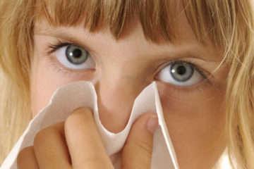 Признаки и симптомы коклюша у малышей