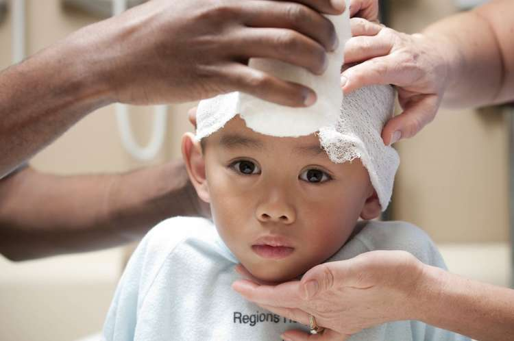 Сотрясение мозга у ребенка - признаки и лечение