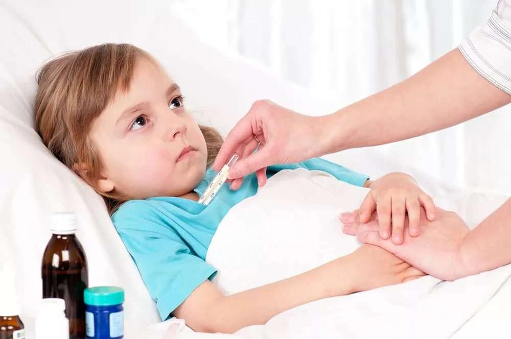 Как вылечить простуду у грудного ребенка