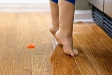 ребёнок постоянно ходит на носочках