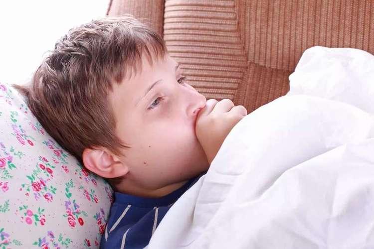 Признаки и симптомы коклюша у  ребёнка