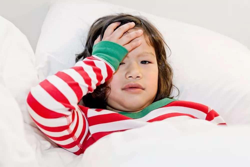 Признаки эпилепсии у ребёнка