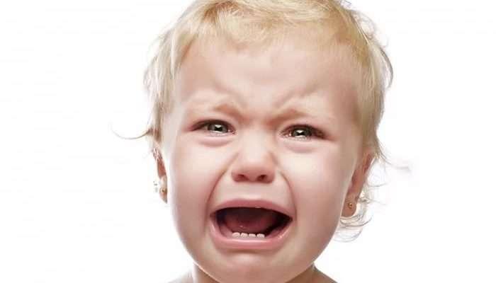 Что делать если ребенок разбил губу