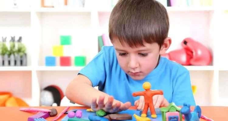 Как лепить из пластилина с детьми фигурки