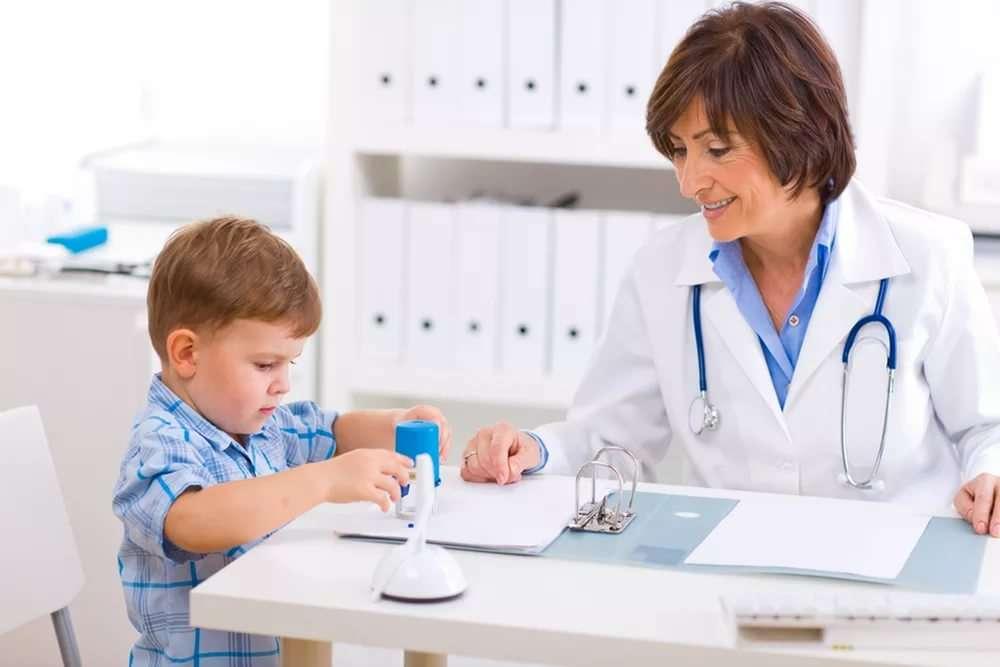 Причины лимфаденита у младенца