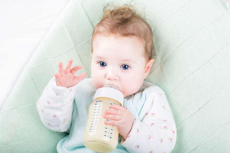 смесь для малыша