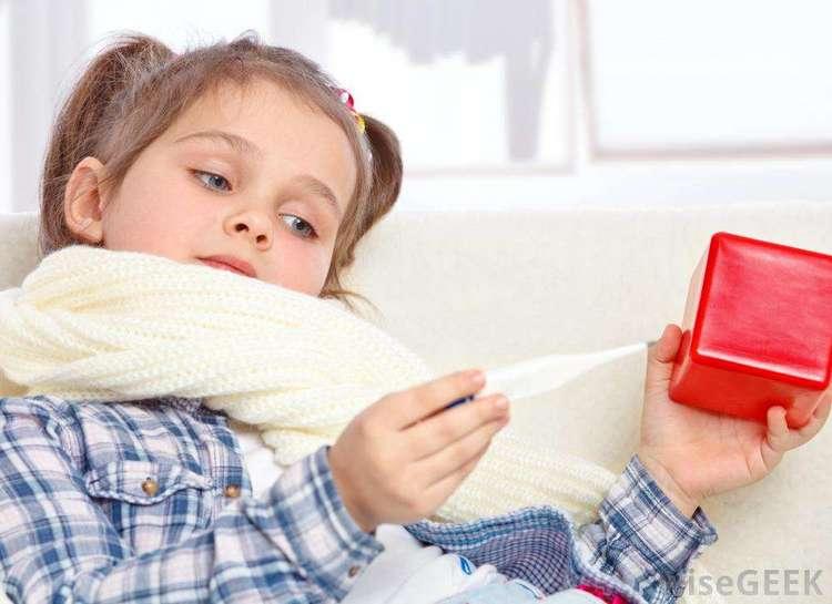 Как вылечить ангину у ребёнка