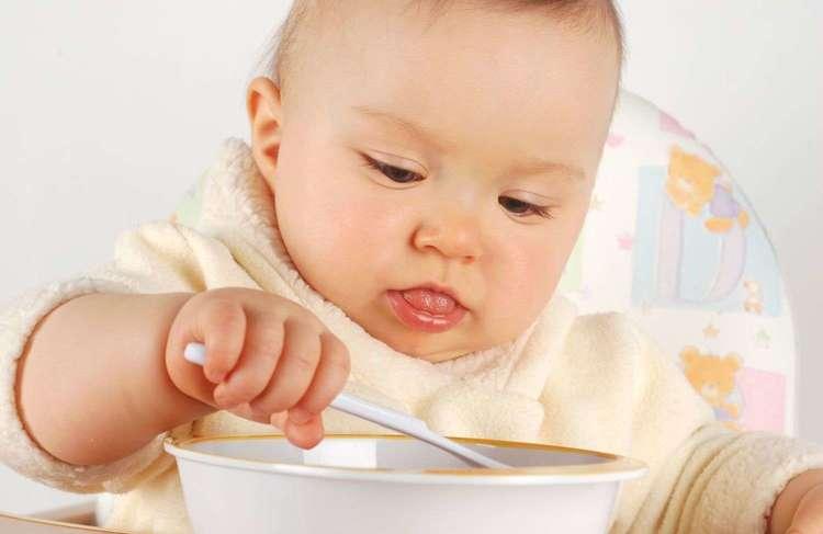 Рецепты супов для младенцев
