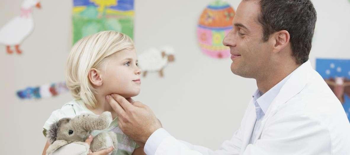 Причины лимфаденита у ребёнка