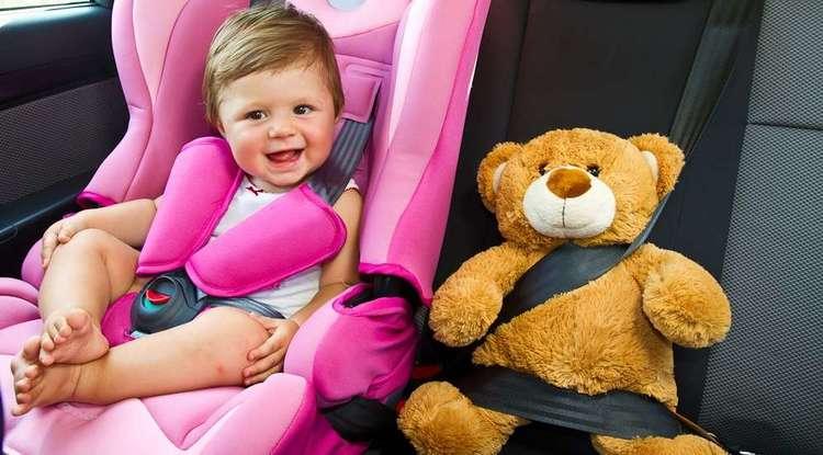 автомобильное кресло для малыша