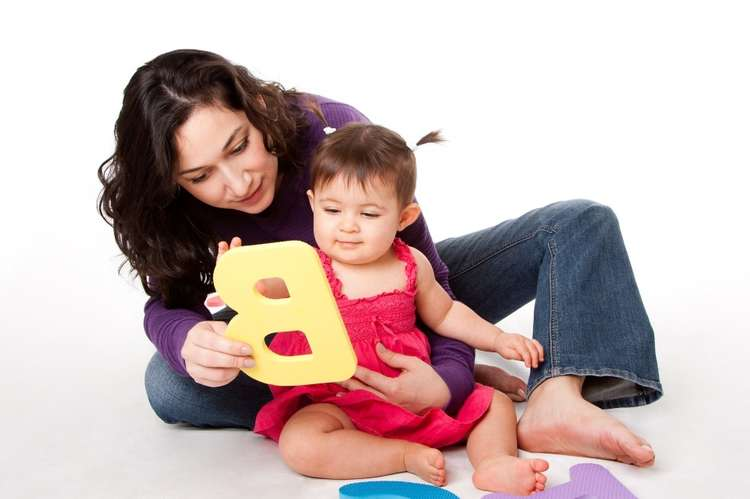 как научить малышей алфавиту