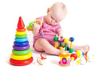 Что подарить ребенку до 5 лет