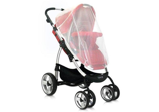 Антимоскитная сетка на детскую коляску