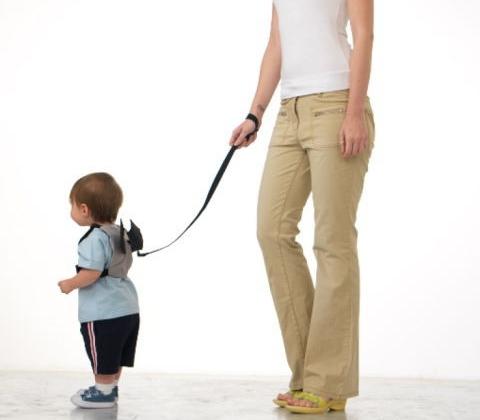 Детский поводок-рюкзачок