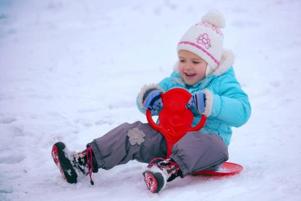 Детские ледянки фото